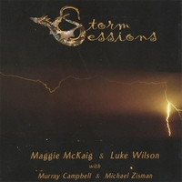 Music CD - Storm Sessions